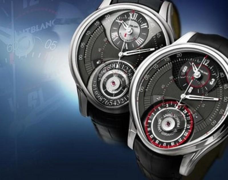 Montblanc Metamorphosis  Το ρολόι που αλλάζει 981539eeec8