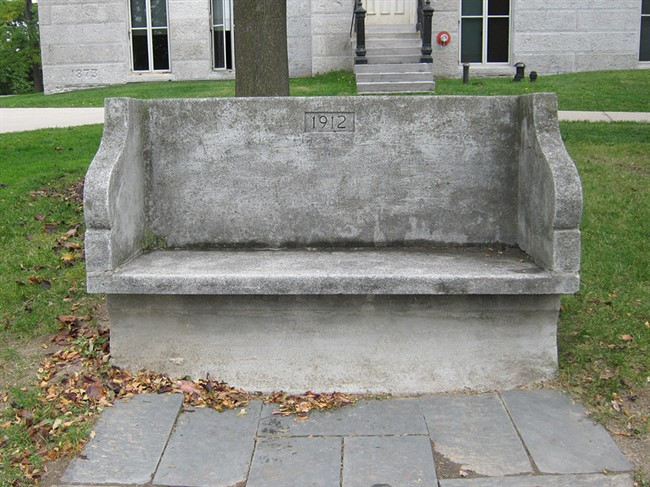 Kissing Bench