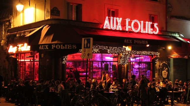 Aux Follies