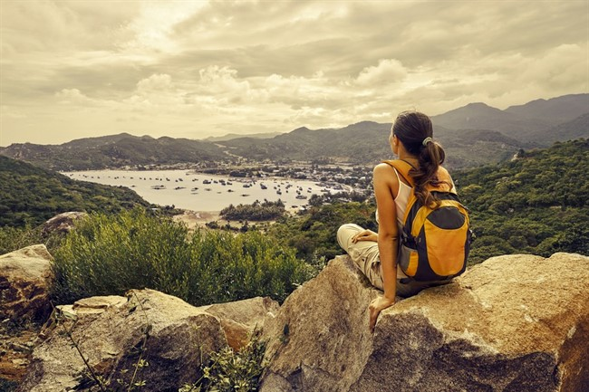 Woman Travel Shutterstock 230542984