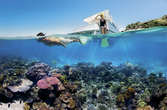 The Great Barrier Reef2