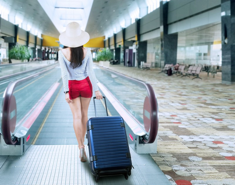 cd91b56ef2 Σίγουρα δεν είχατε σκεφτεί αυτό τον τρόπο για να εντοπίζετε τη βαλίτσα σας!