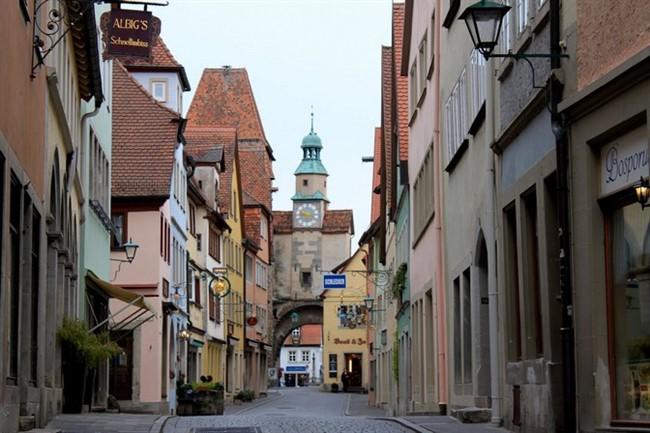 Rothenburg Ob Der Tauber Wallpaper 2 Other