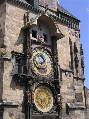 Astronomical Prague5